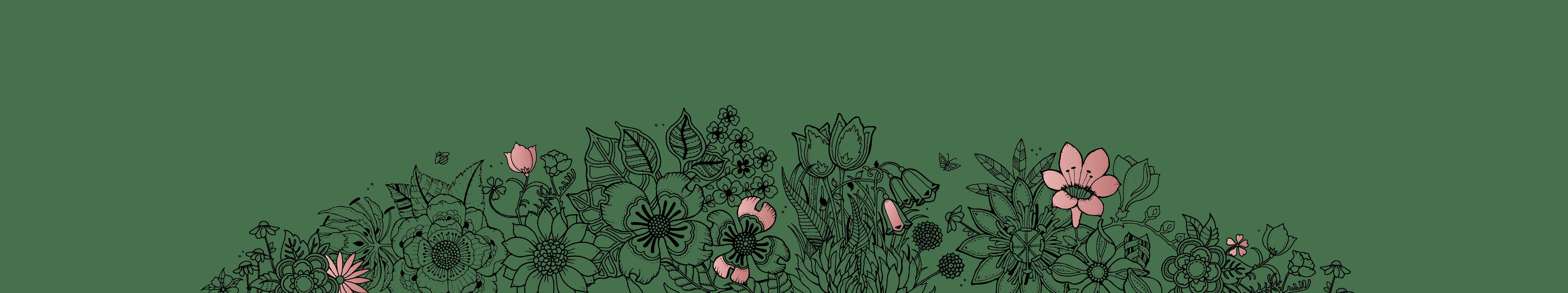 Flourish The Free Colouring Book Johanna Basford Johanna Basford