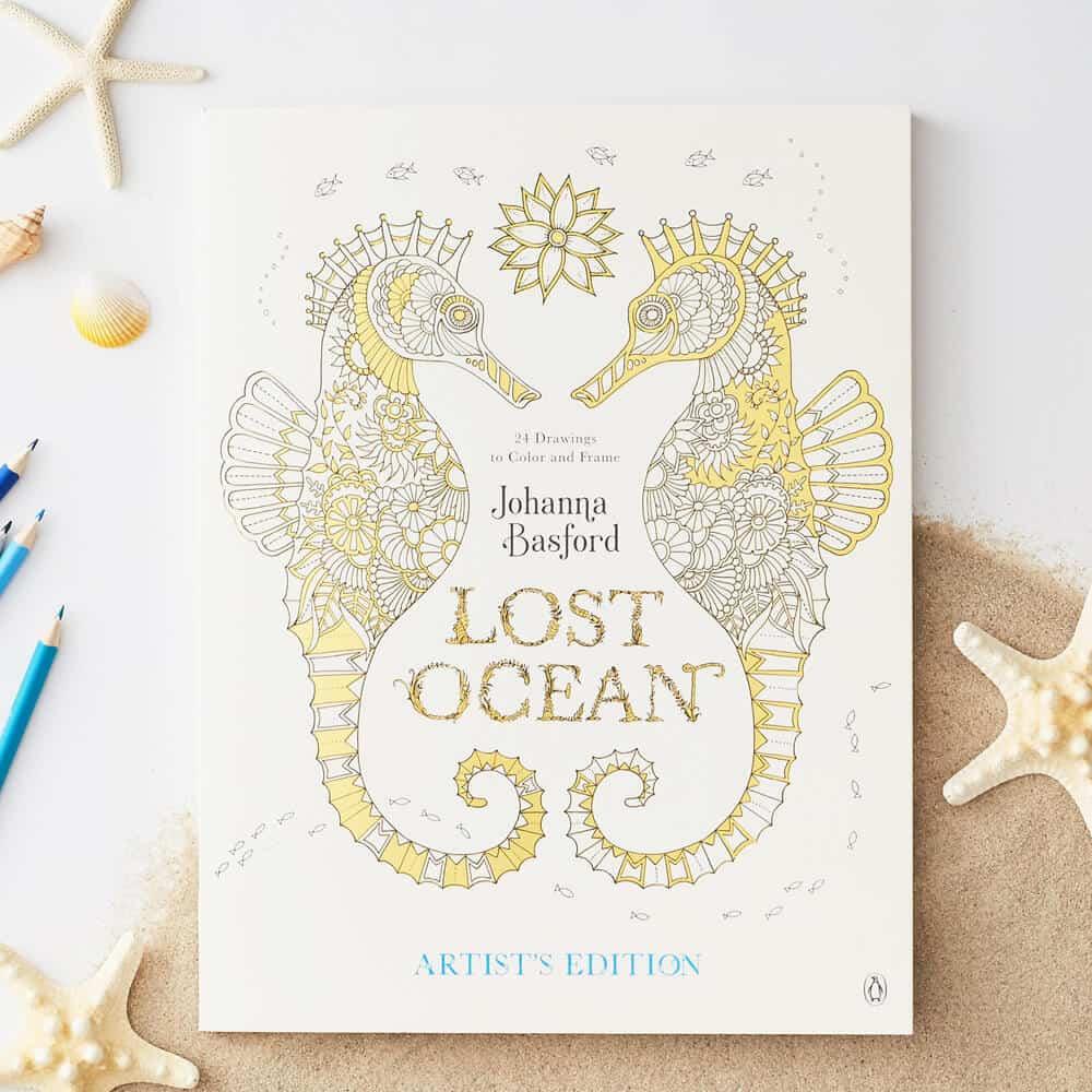 Lost Ocean Artists Edition 0753548135 Artist S Basford