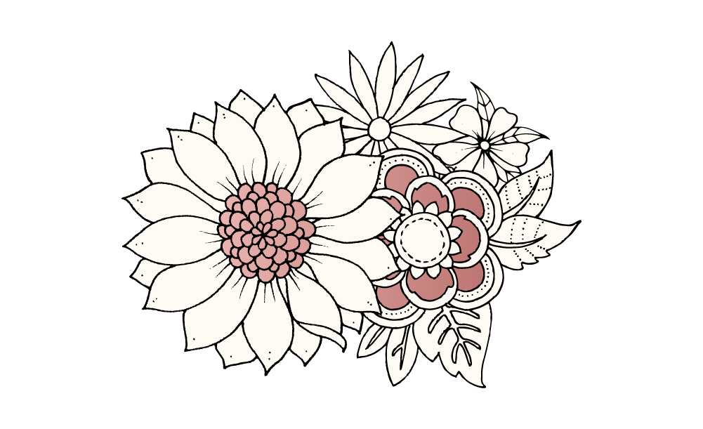 World Of Flowers My New Colouring Book